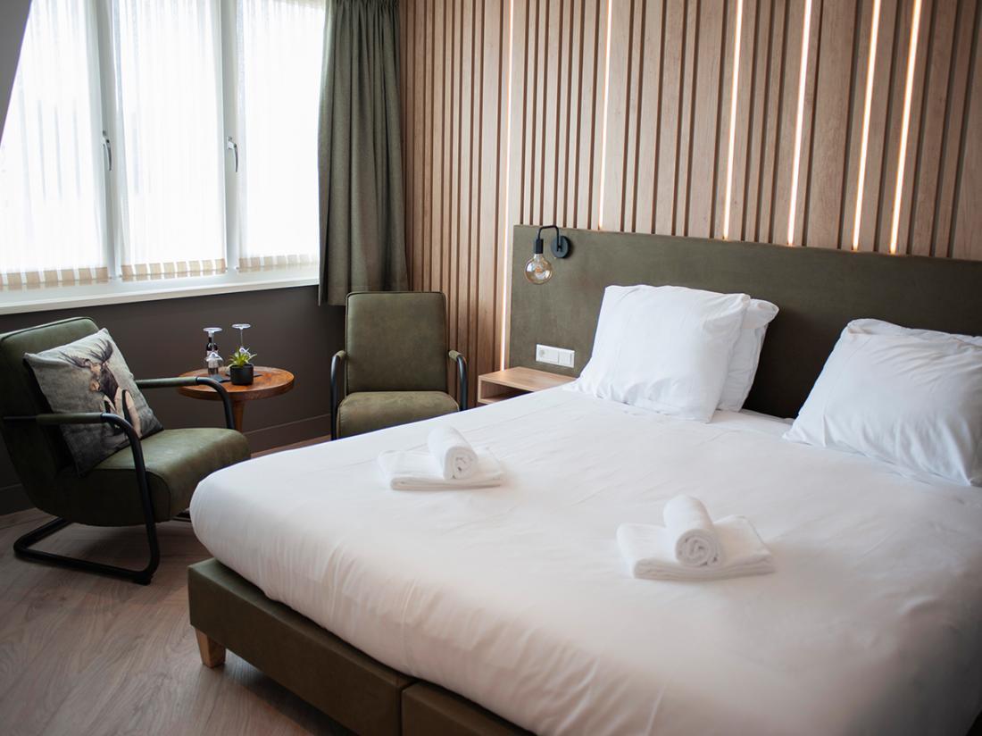 OvernachtingVoorthuizen Comfort Hotel Kamer