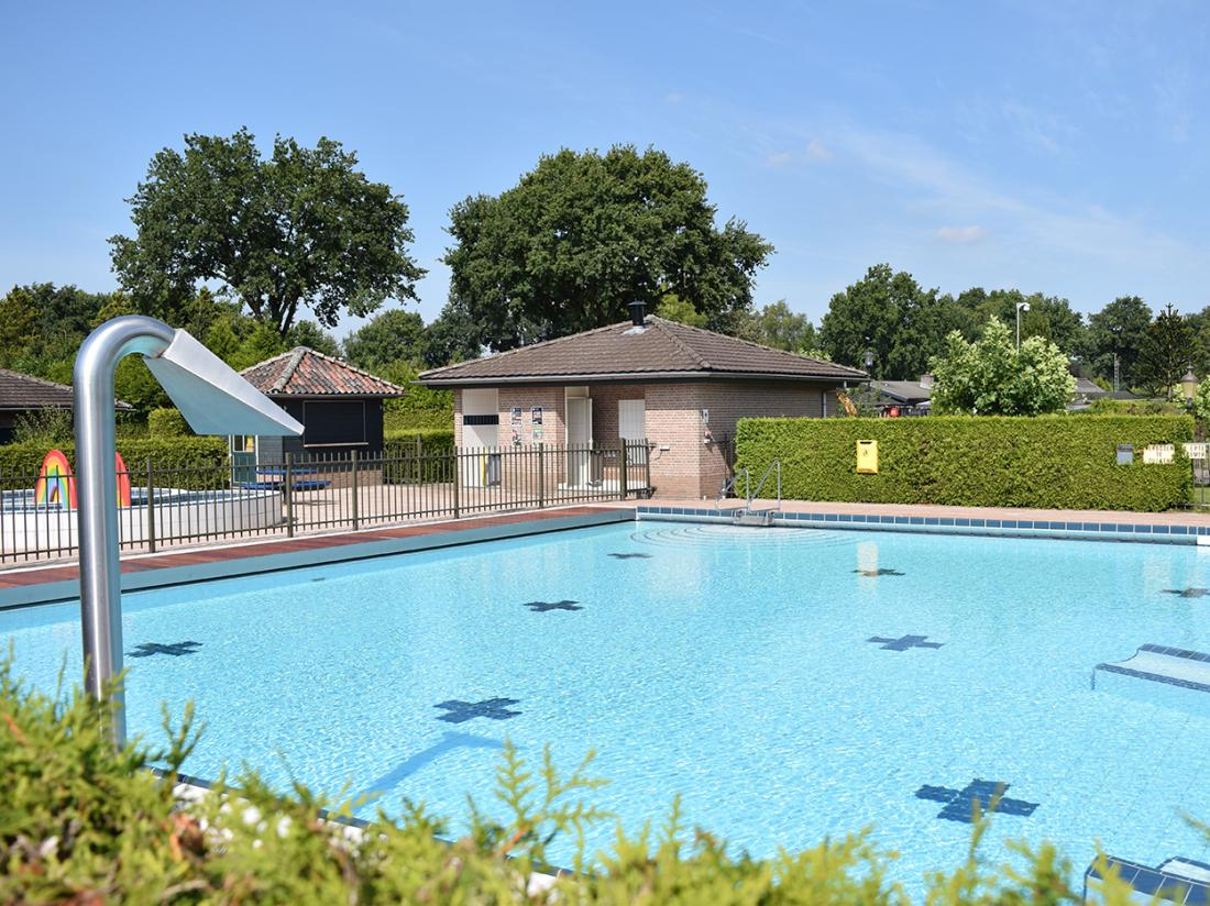 Weekendjeweg Voorthuizen Buitenzwembad