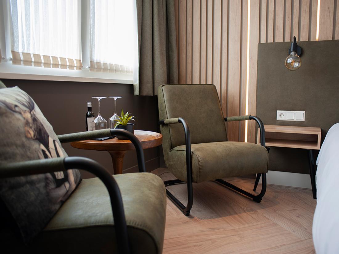 Weekendjeweg Voorthuizen Comfort Kamer
