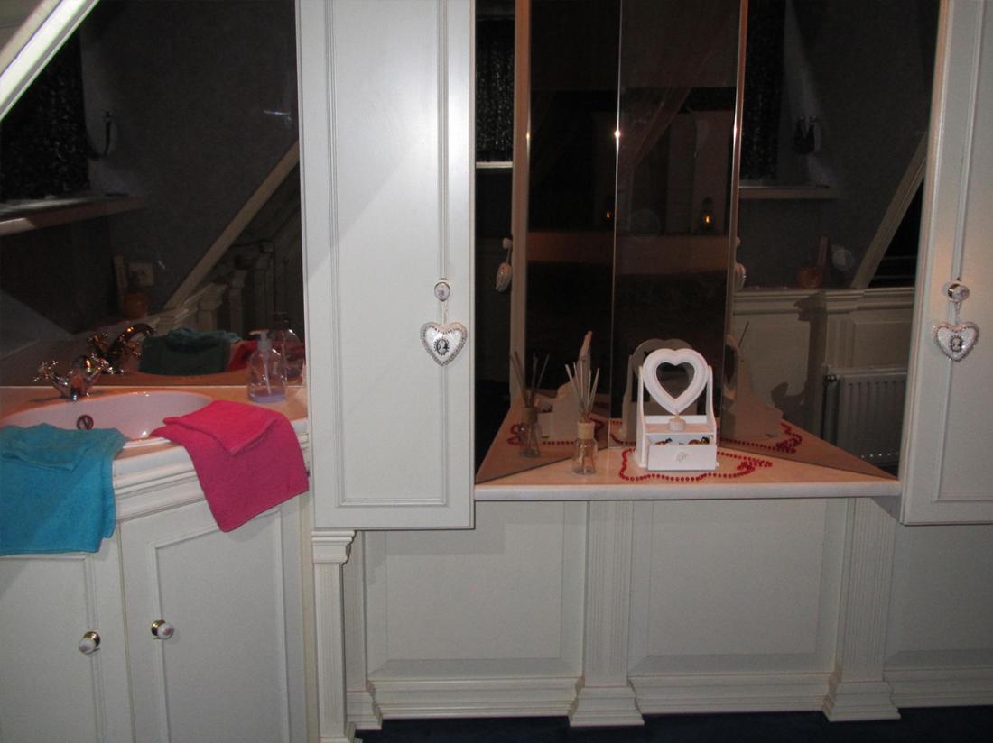 Badkamer BB De Eendenkooi Waardenburg Betuwe Weekendjeweg