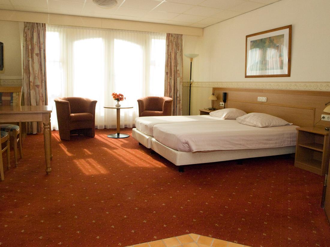 Suydersee Hotel Enkhuizen Hotelkamer
