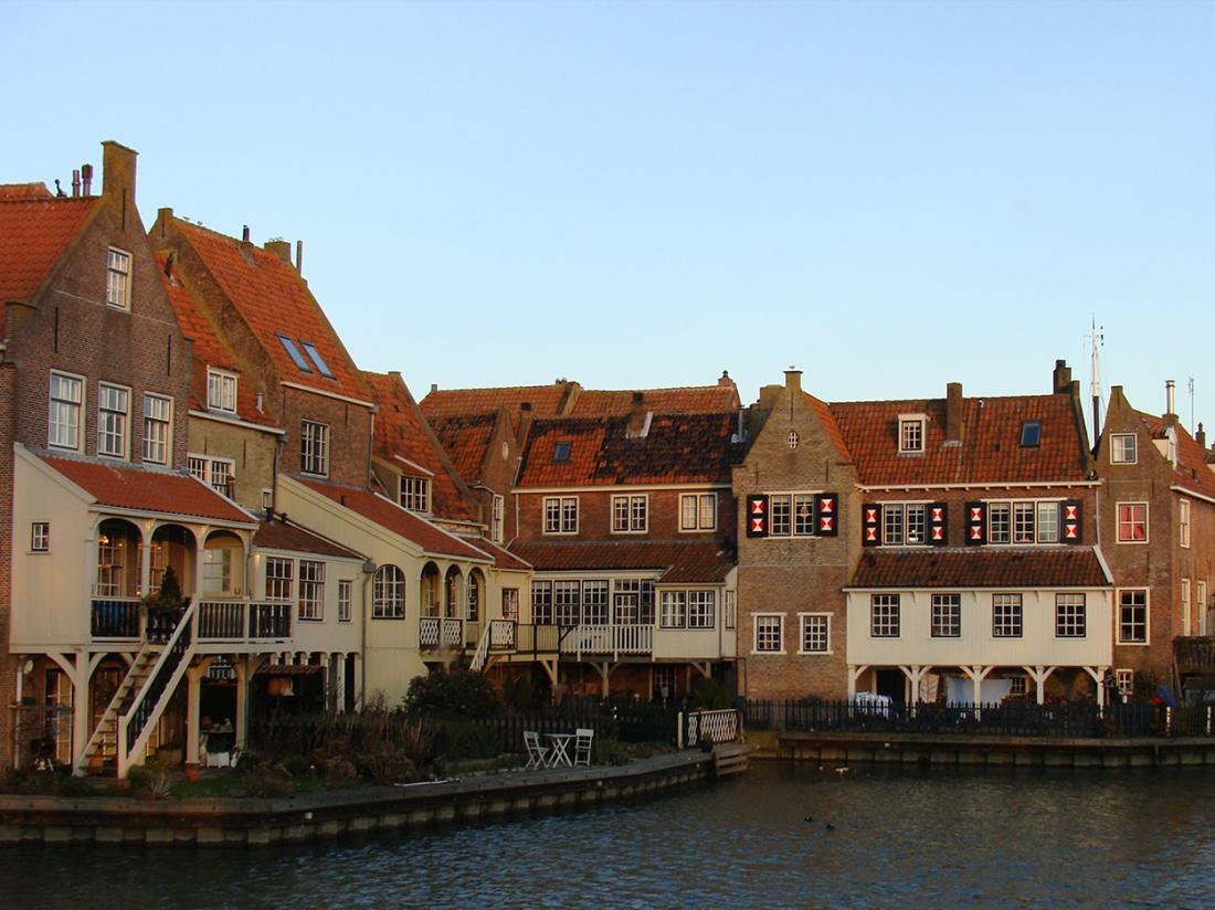 Suydersee Hotel Enkhuizen West Friesland Haven