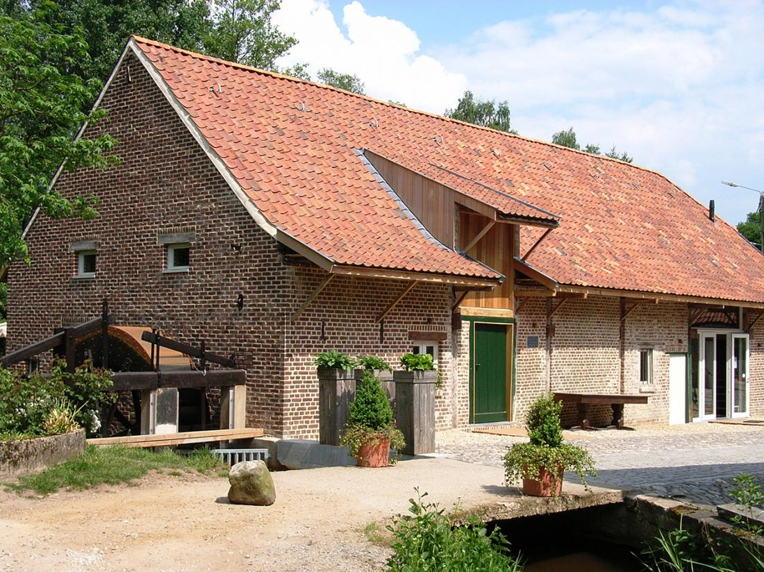 Hotel Brasserie de Hoogmolen Belgie Exterieur