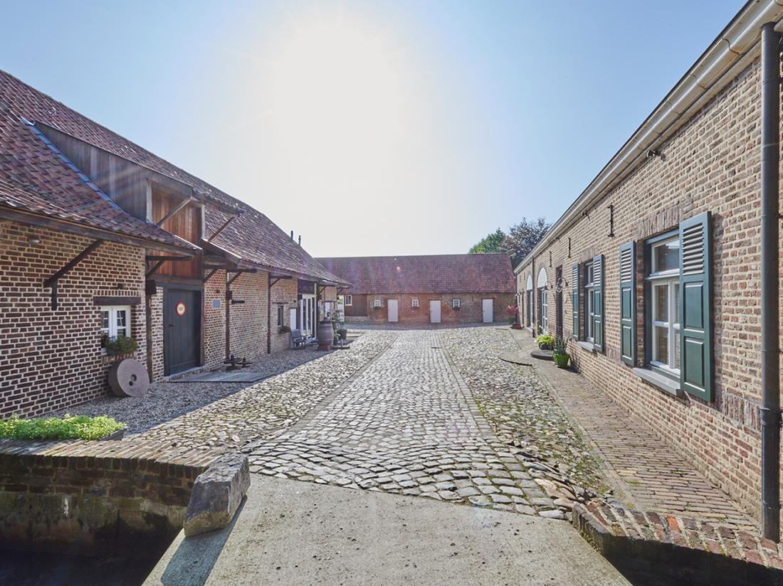 Hotel Brasserie de Hoogmolen Belgie weekendjeweg Exterieur