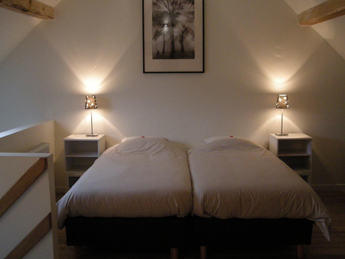 Hotel Brasserie de Hoogmolen Weekendjeweg Studio Kamer