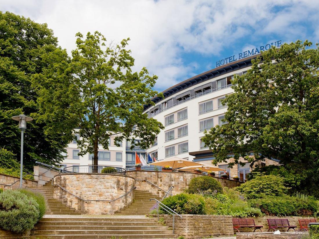 Vienna House Remarque Osnabrck Hotelaanzicht