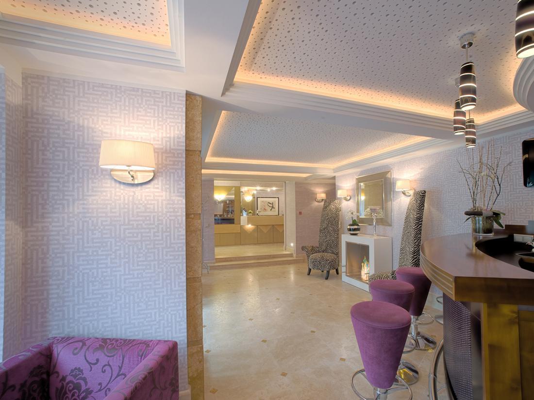 Top Hotel Krmer Lobby