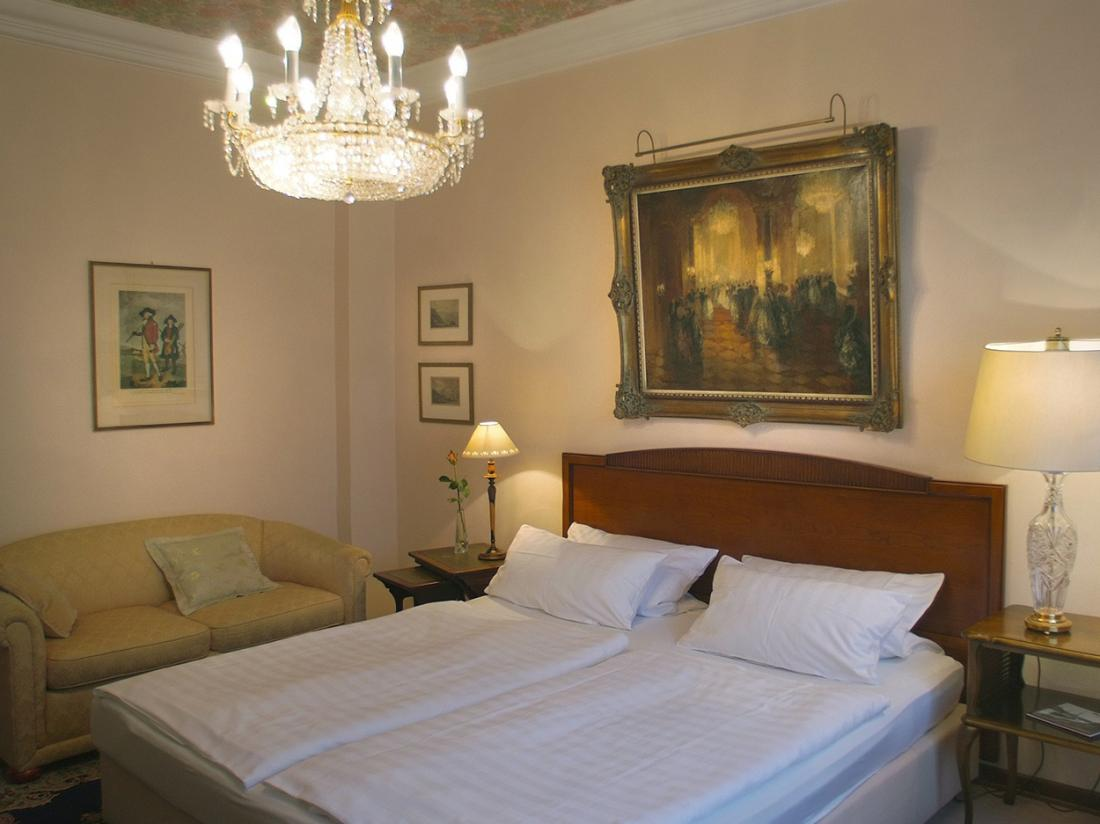 Top Hotel Krmer Weekendje Genietem Comfortkamer Tweepersoons