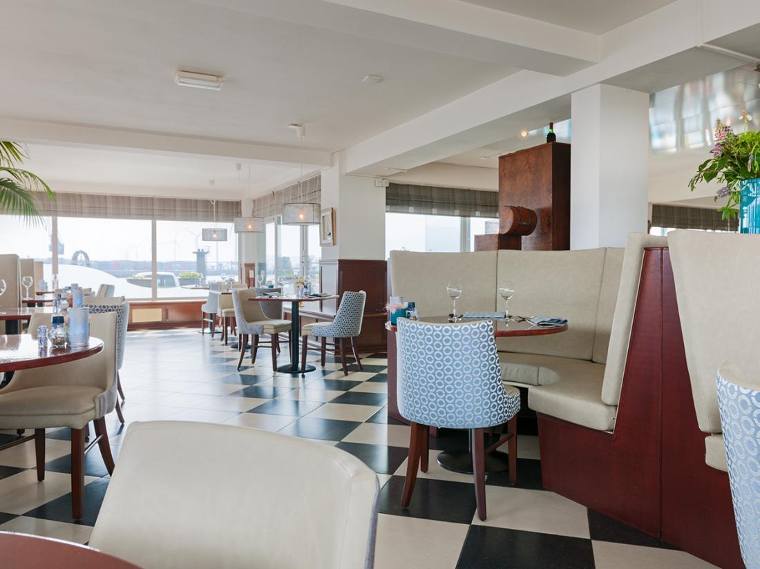 Hotel De Boegschroef Delfzijl Weekendjeweg Restaurant