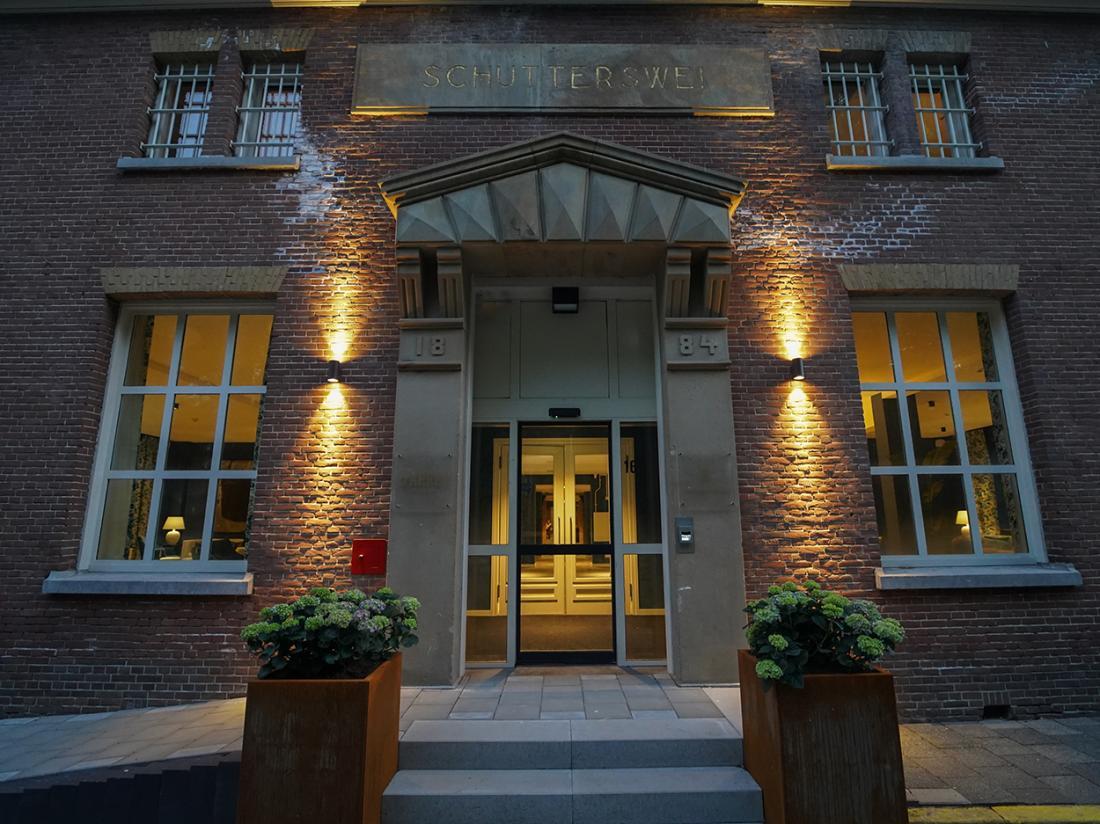 Weekendjeweg Alkmaar Hotelaanzicht