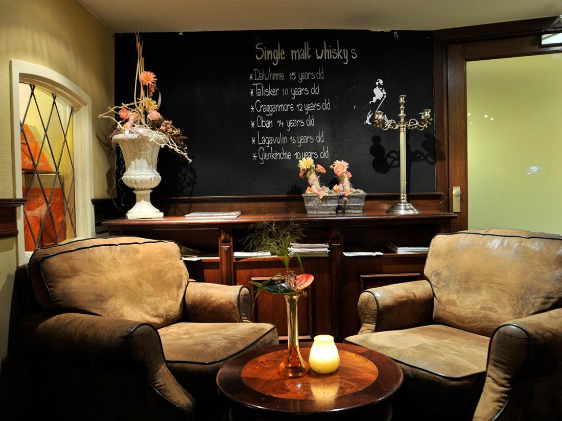 Golden Tulip West Ende Brabant Weekendjeweg Hotel Bar Lounge