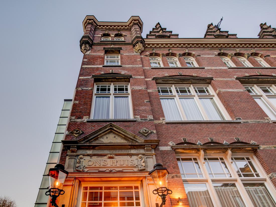 Hotel Mercier Weekendjeweg Vooraanzicht