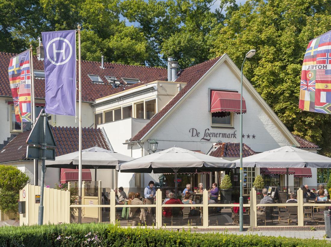 Hotel De Loenermark Gelderland Buitenaanzicht