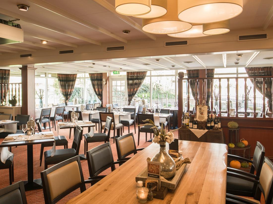 Hotel De Loenermark Gelderland Restaurant