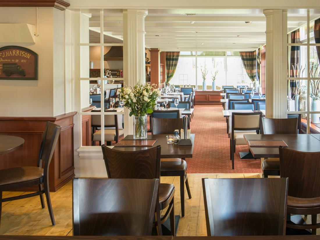 Hotel De Loenermark Loenen Restaurant