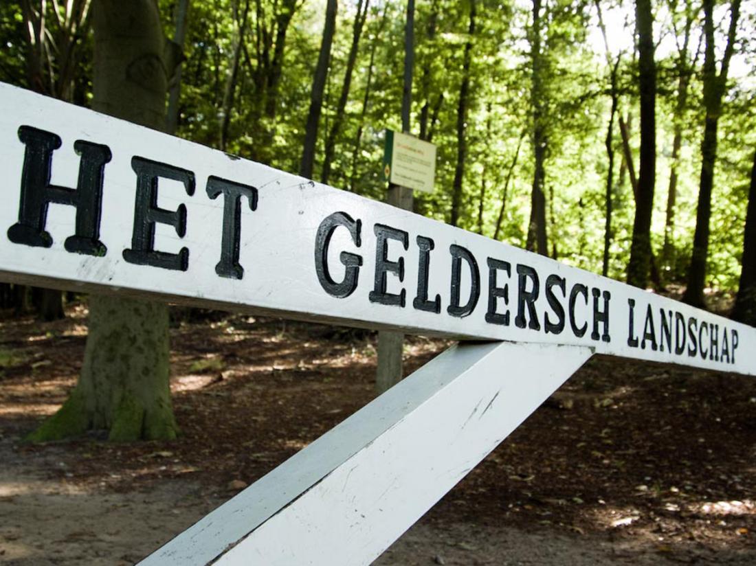 Hotel Hof Van Gelre Lochem Landschap