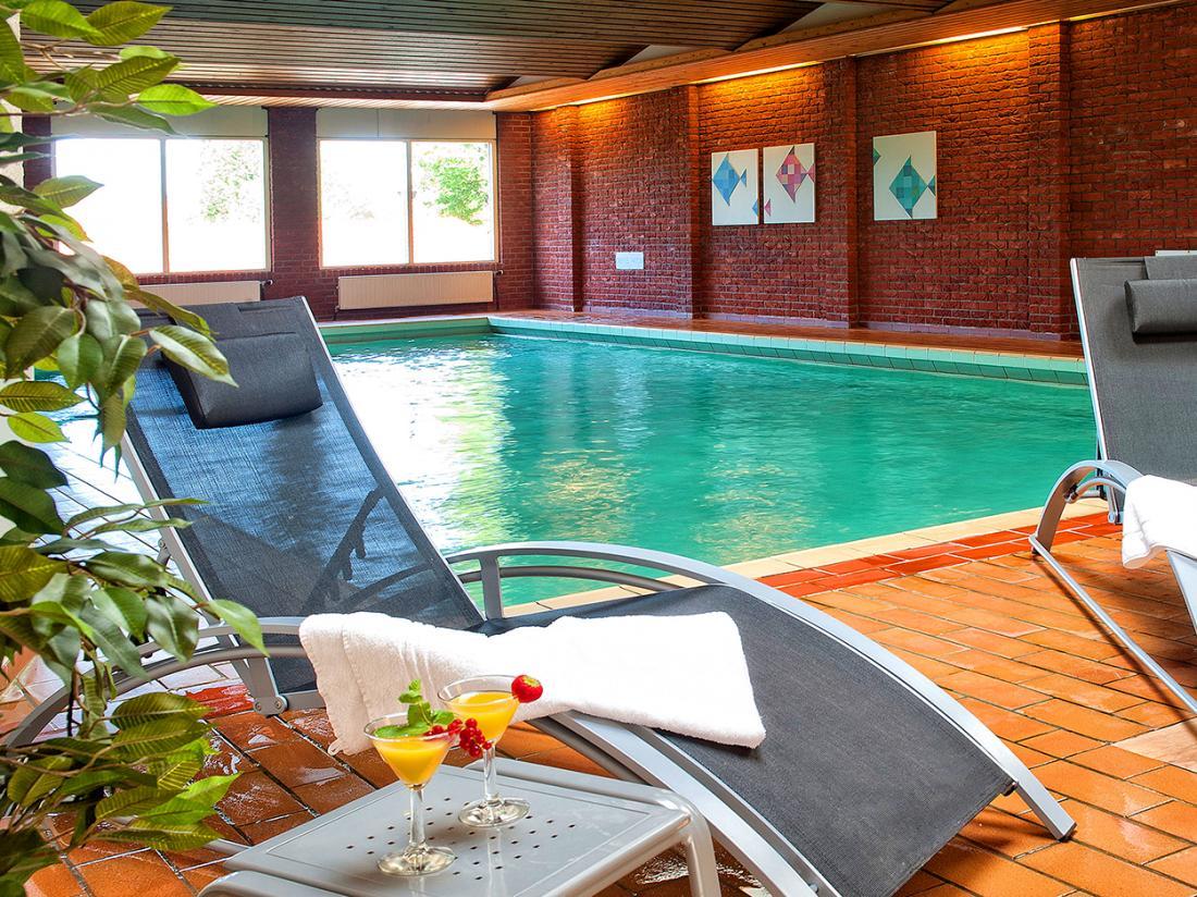 Hotel Hof Van Gelre Lochem Zwembad