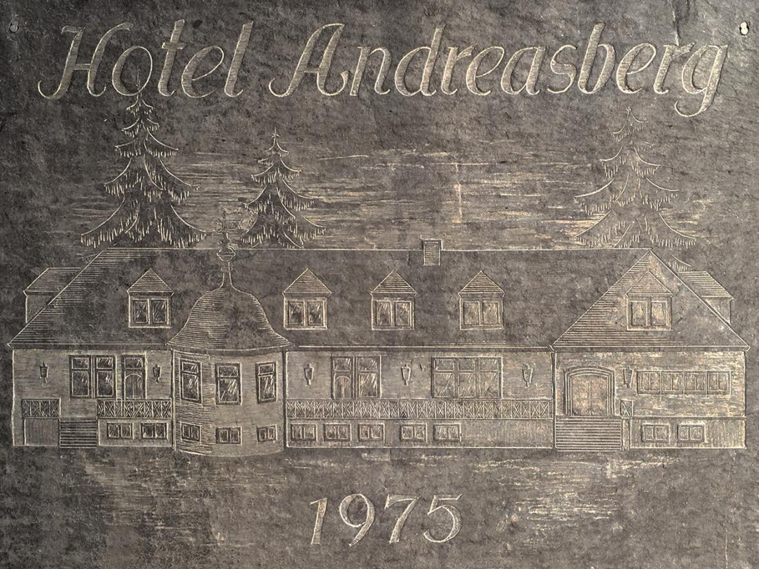 Parkhotel Andreasberg Sauerland  Exterieur