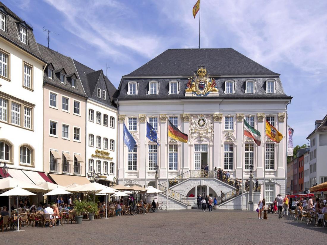 Hotel Europa Aachen Altes Rathaus