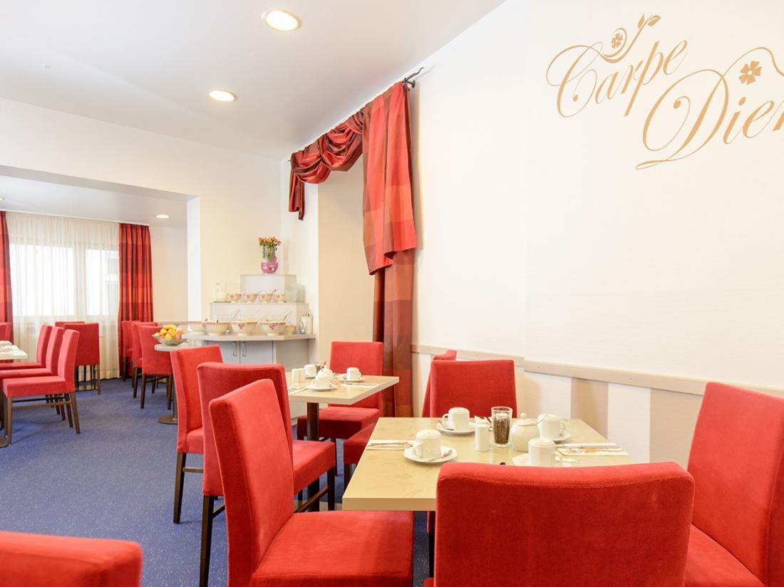 Hotel Europa Aachen Restaurant