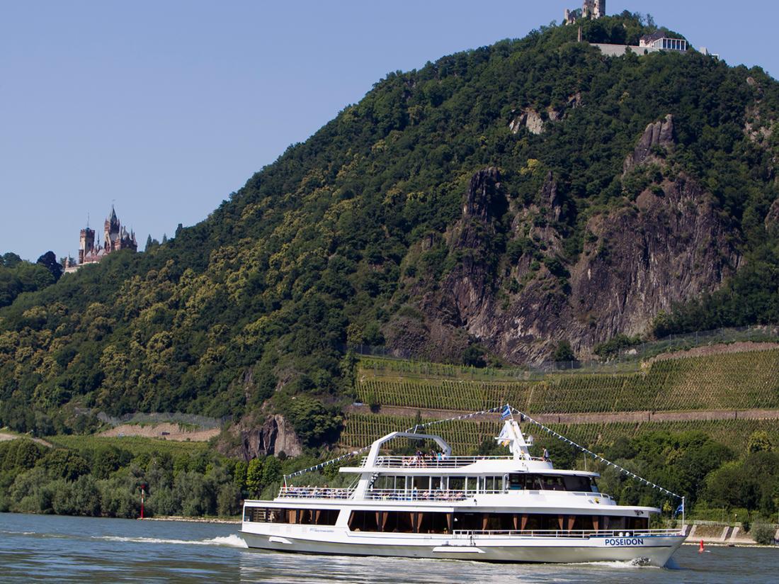 Hotel Europa Aachen Schiff Drachenfels