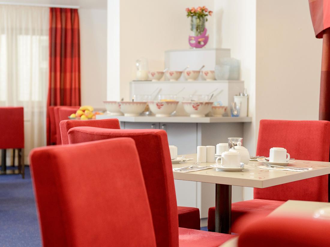 Hotel Europa Duitsland Restaurant