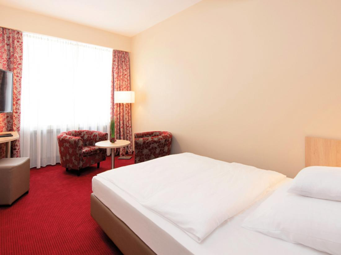 Hotelarrangement Aachen Hotelkamer