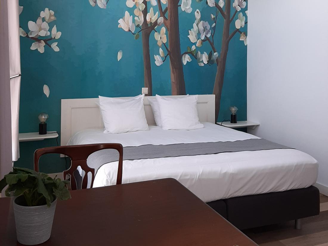Hotel Herberg Joure Friesland Weekendjeweg Tweepersoonsbed