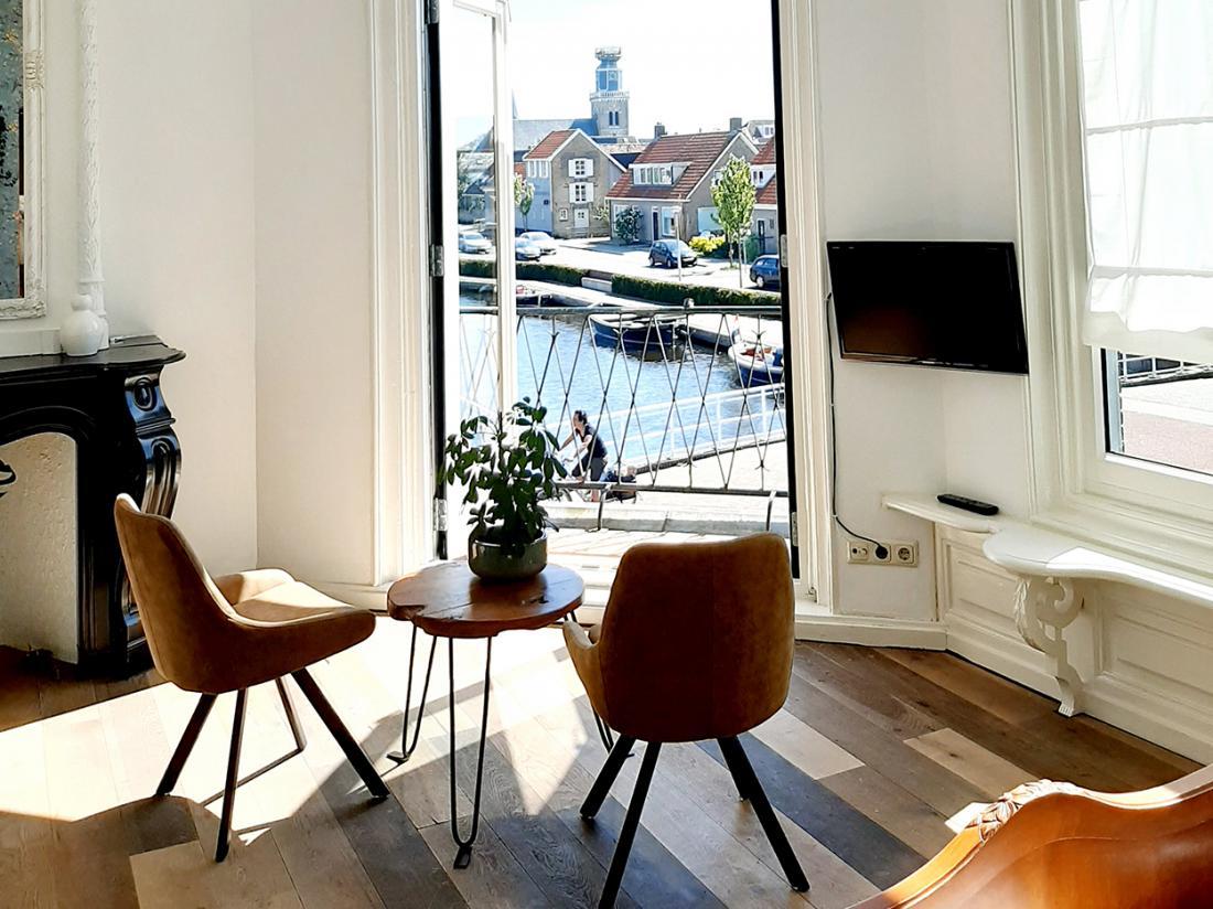 Hotel Herberg Joure Friesland Weekendjeweg Zitje