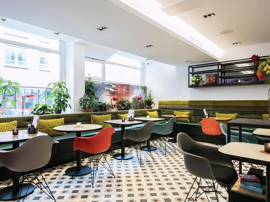 Savoy Hotel Rotterdam Grand Caf