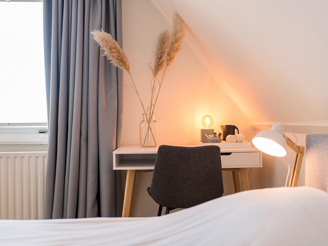 Hotel Brasserie de Walvisvaarder Ameland kamer