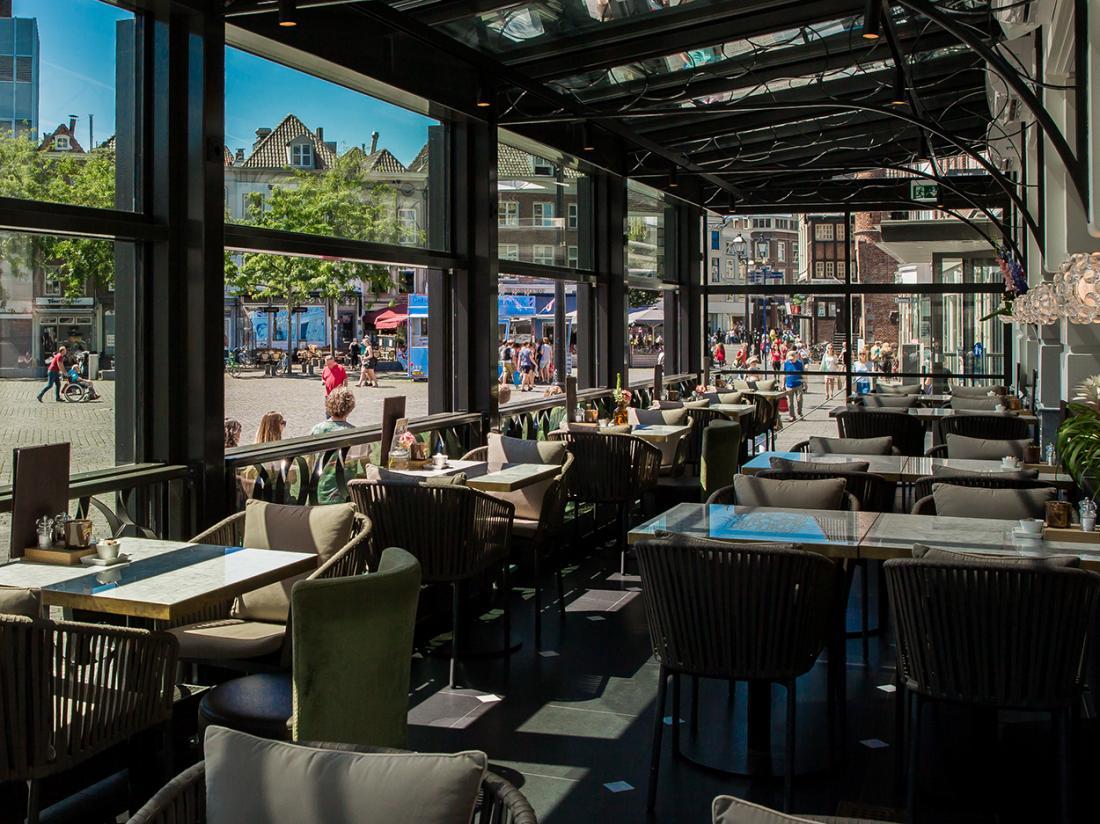 Golden Tulip Hotel Central Den Bosch Brasserie Ce Serre