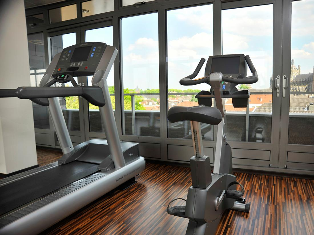 Golden Tulip Hotel Central Den Bosch Fitness