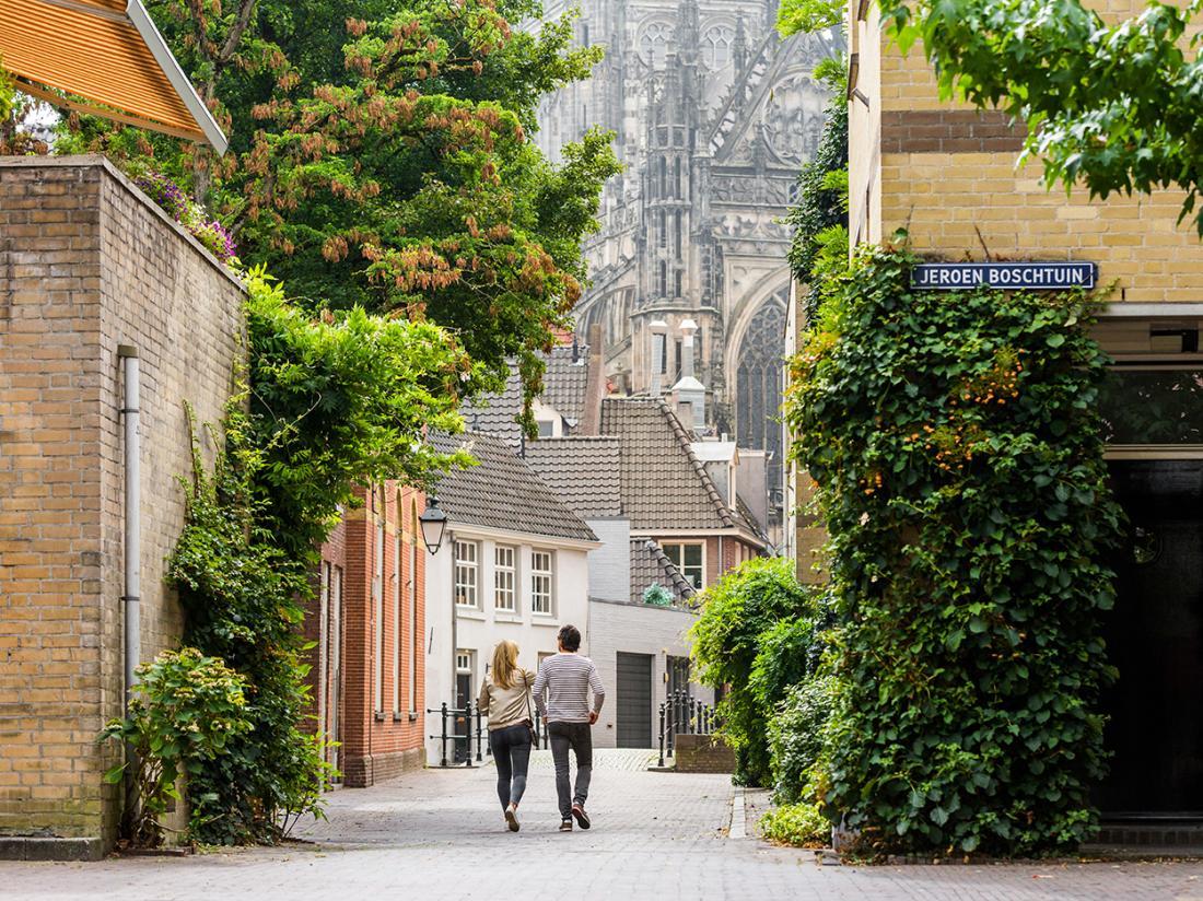 Golden Tulip Hotel Central Den Bosch Kerk
