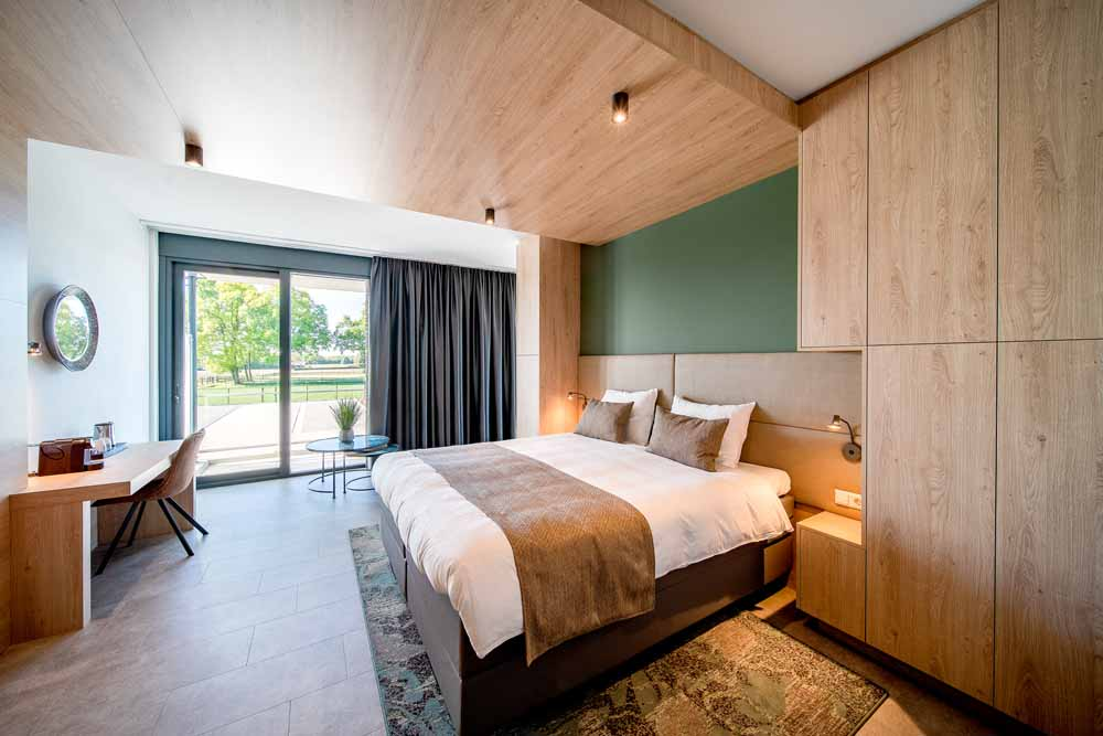 Slaapkamer_2_persoons_hotel_46_Noord_brabant_Wintelre