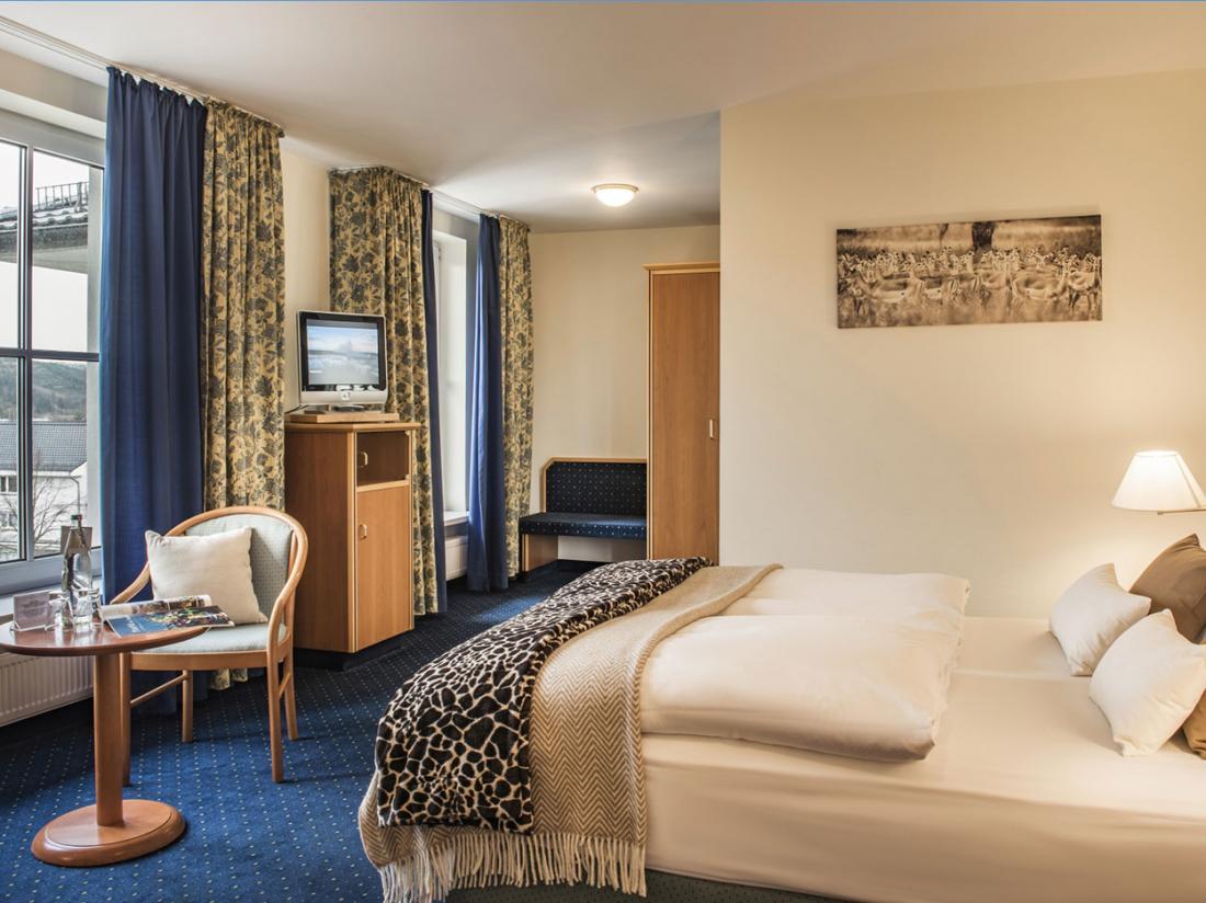 Weekendjeweg Duitsland Hotelkamer