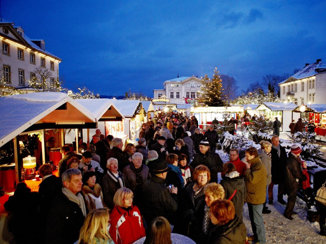 Weekendjeweg Sundern Weihnachtsmarkt