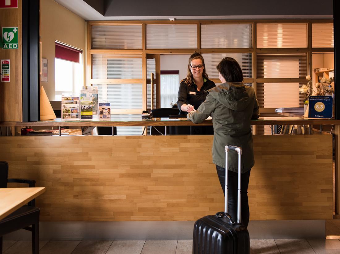 Hotel Restaurant Hoogeerd Gelderland Receptie