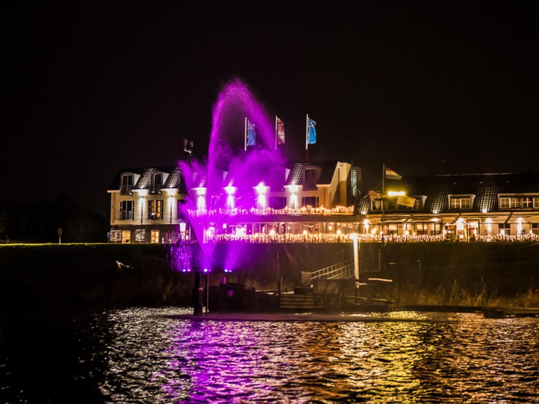 Hotel Restaurant Hoogeerd Gelderland Vooraanzicht