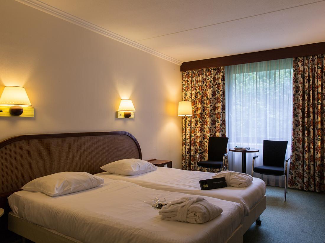 Weekendjeweg Postillion Arnhem Hotelkamer Comfort Postillion
