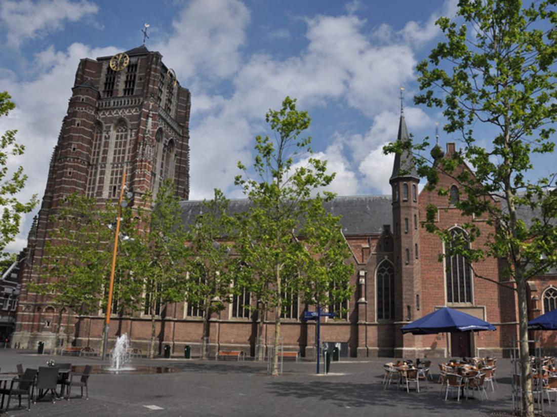 Hotel Oosterhout Brabant Kerk