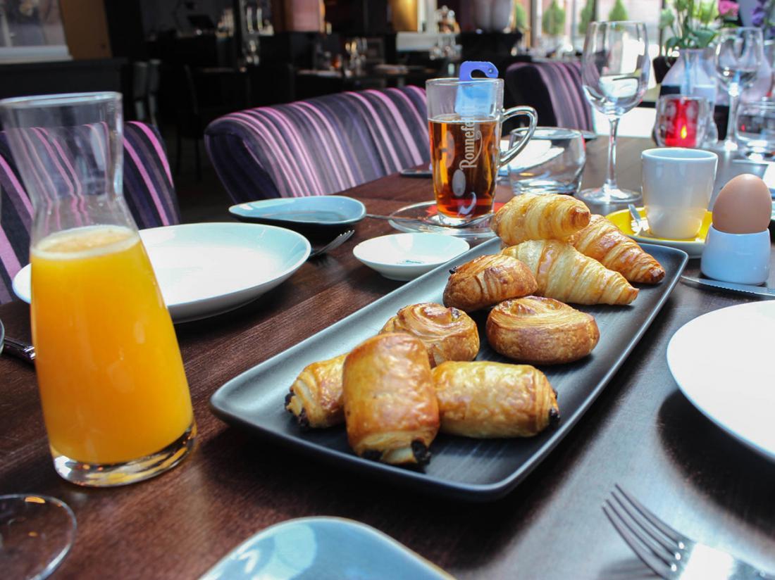 Hotel Oosterhout Brabant Ontbijt2
