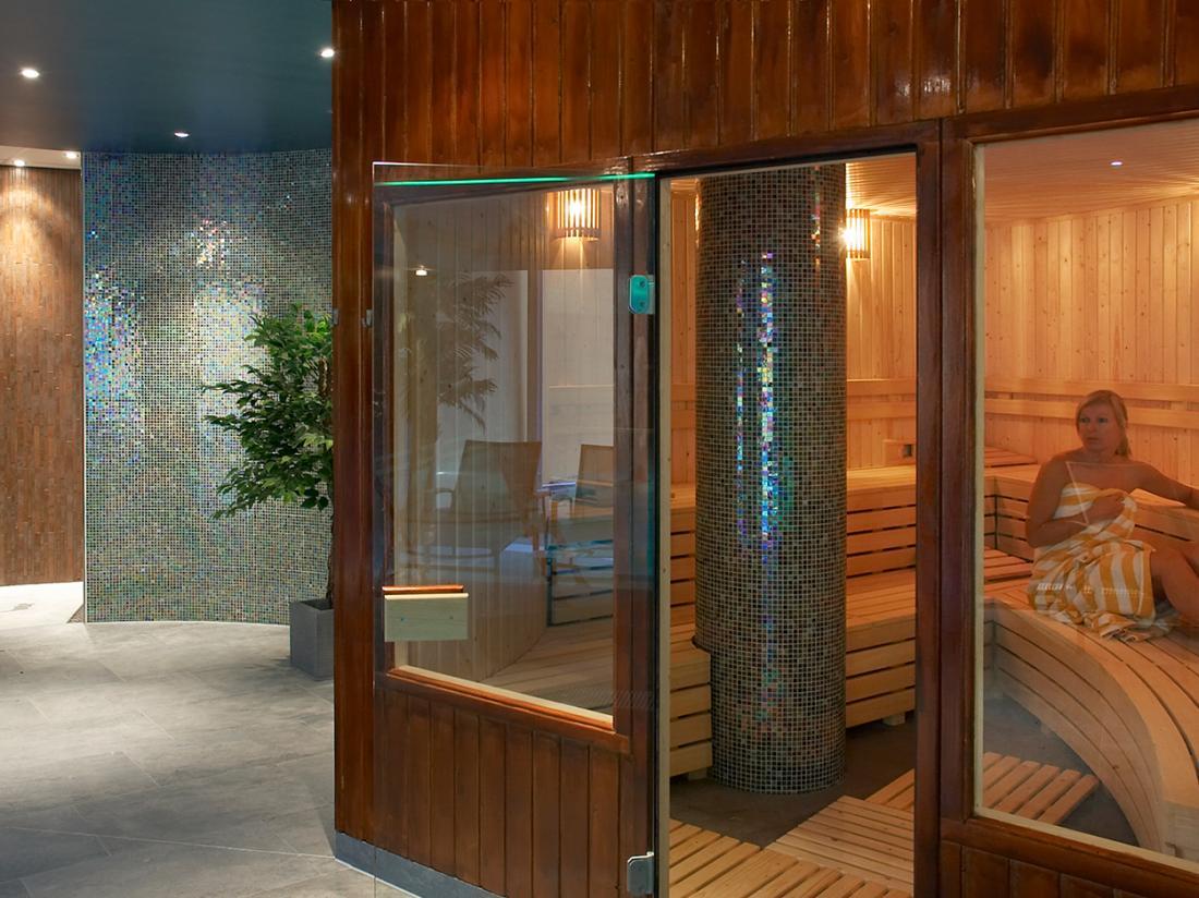 Weekendjeweg Hotel Zevenheuvelen Sauna