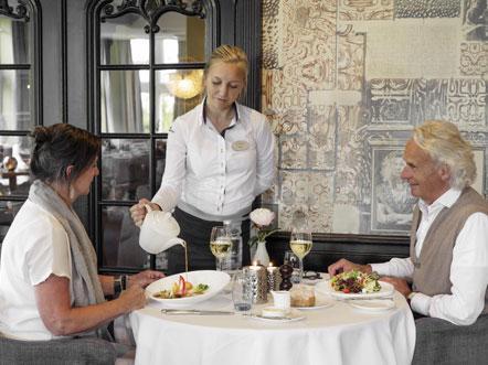 Hotelaanbieding Hotel De Wilmersberg Overijssel Restaurant