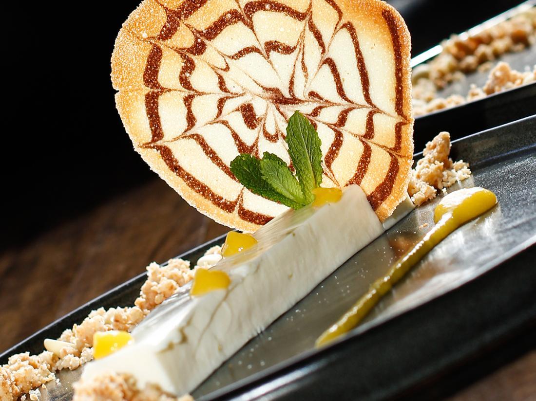 Hotel De Koekoekshof Elp Drenthe Restaurant Dessert
