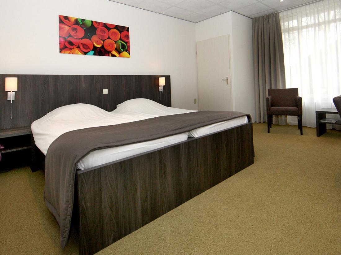 Weekendjeweg Elp Hotelkamer