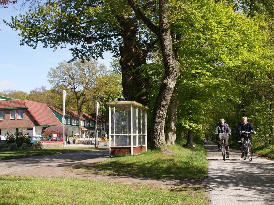 fietsen wandelen hotelaanbieding arrangementen friesland