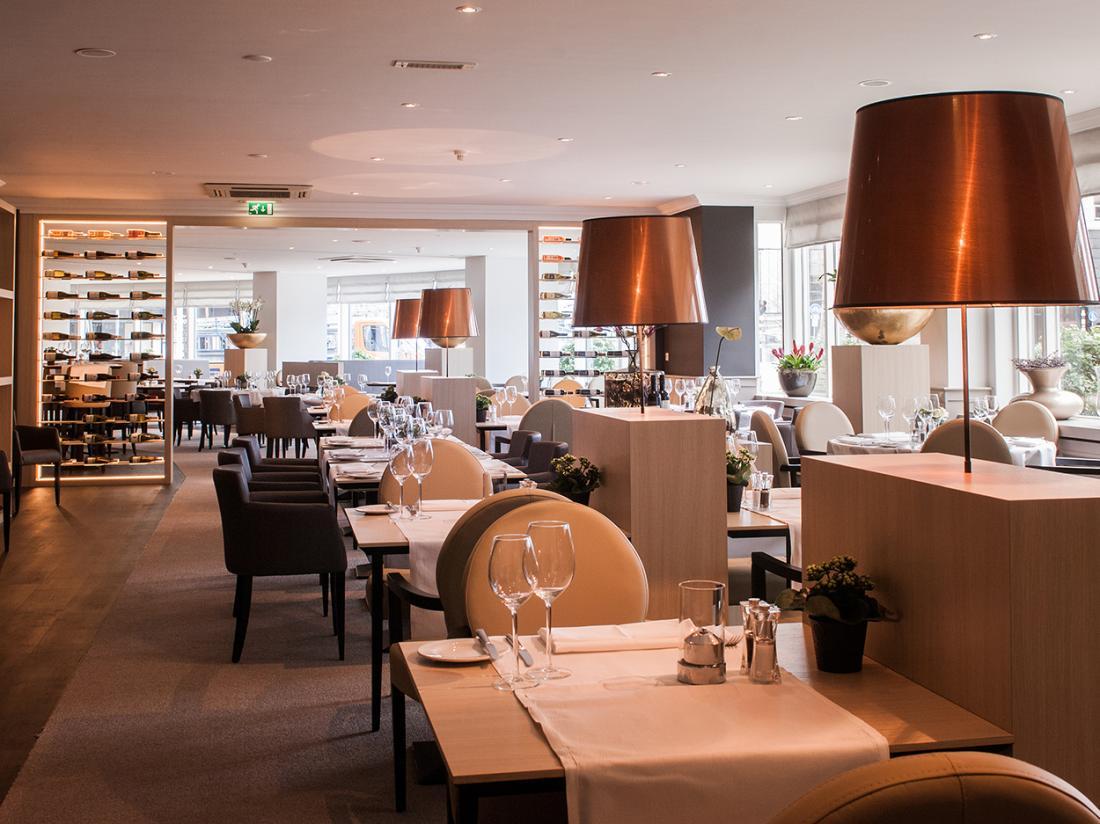 Tulip Inn Leiden Centre Diner