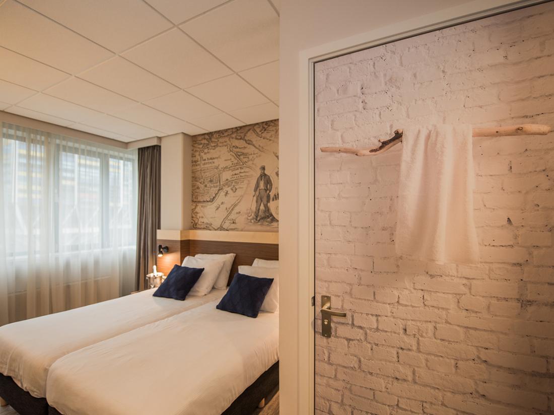 Tulip Inn Leiden Centre Hotelkamer