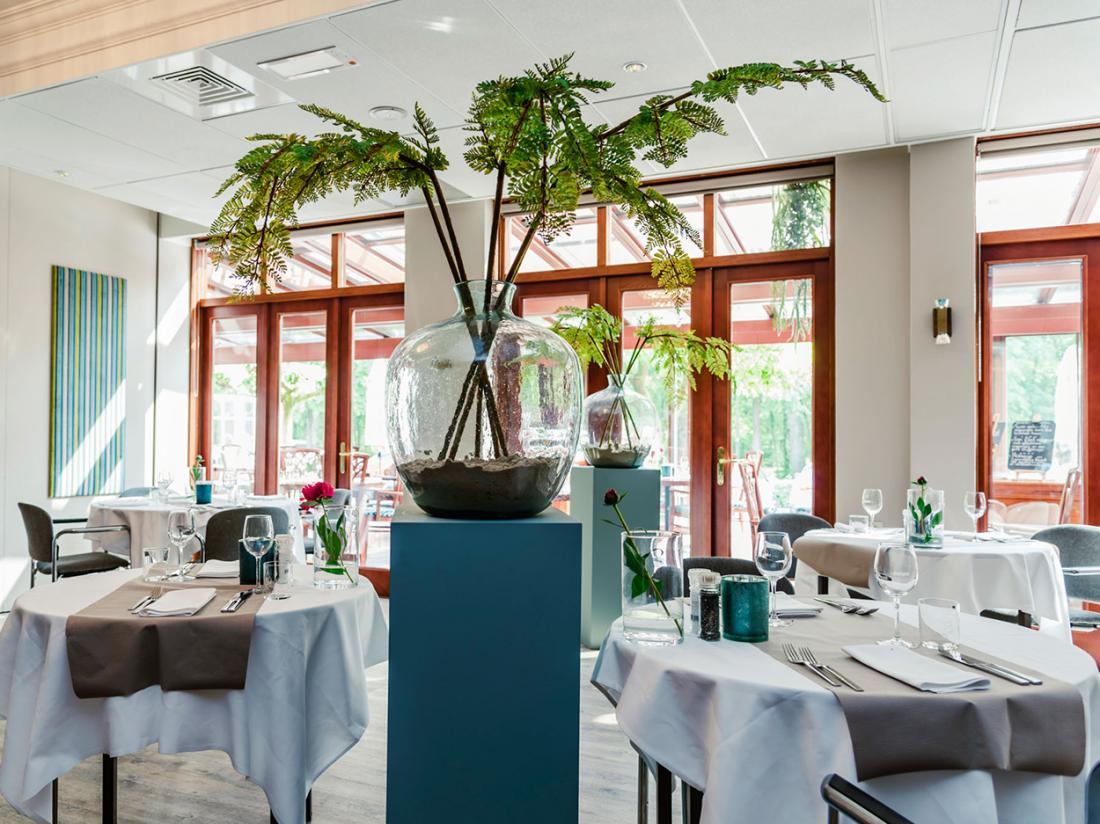 Paviljoen Hotel Rhenen Restaurant